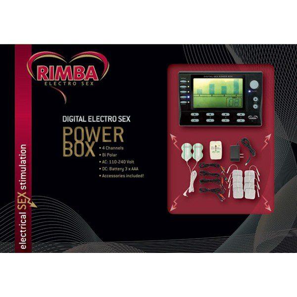 Electronics Rimba Box Electro Numerique a Quatre Canaux
