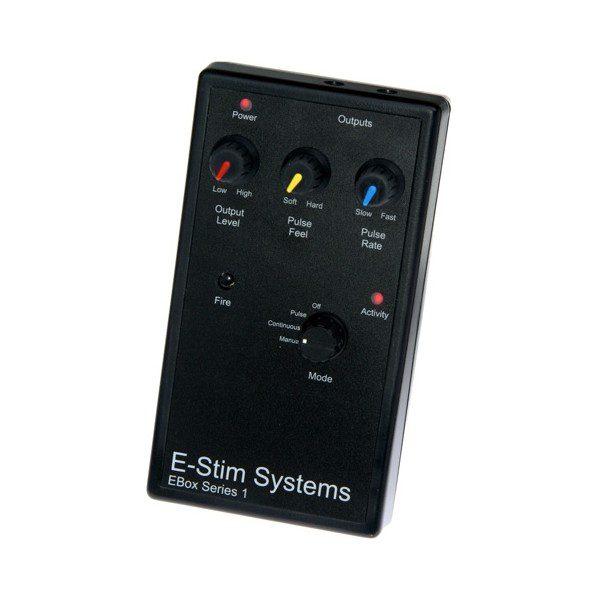 Electronics E-Stim E-Box Series 1 Ensemble