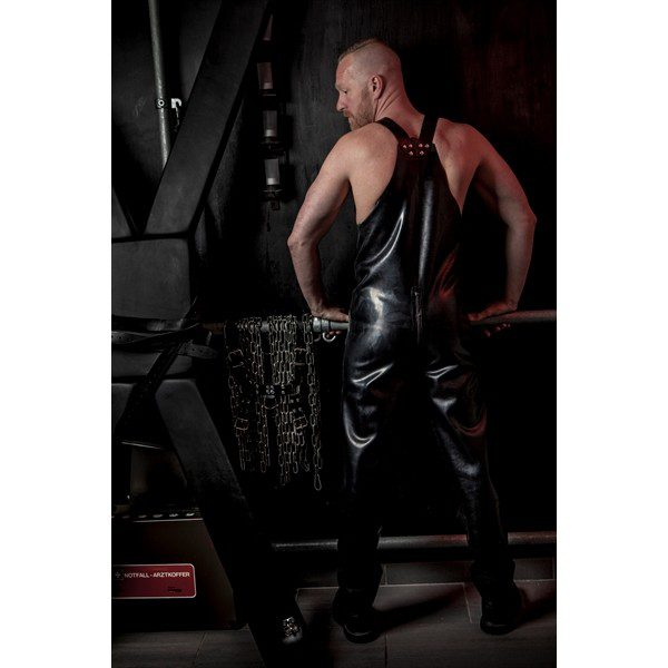 Rubber suits Rubber work overalls
