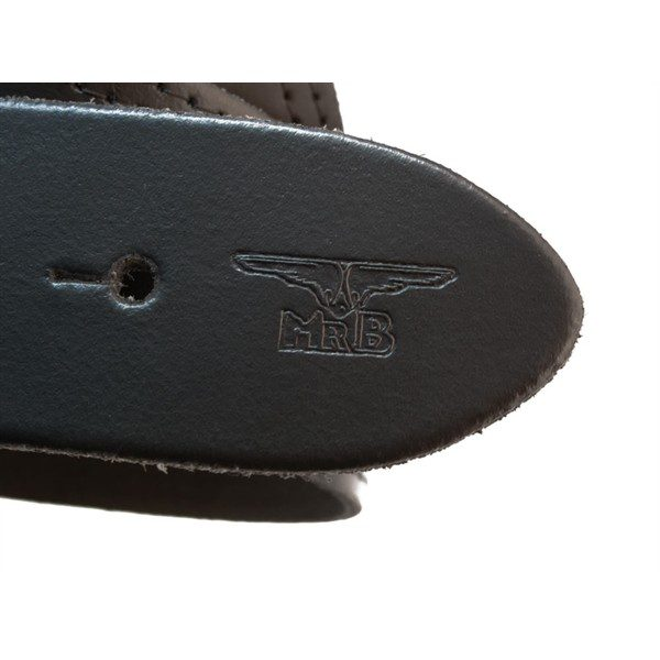 Leather Military Belt