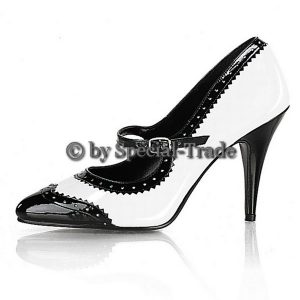 Beautiful pumps in the style of Mary Jane