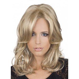 Wig Carmen Lace - warm brown