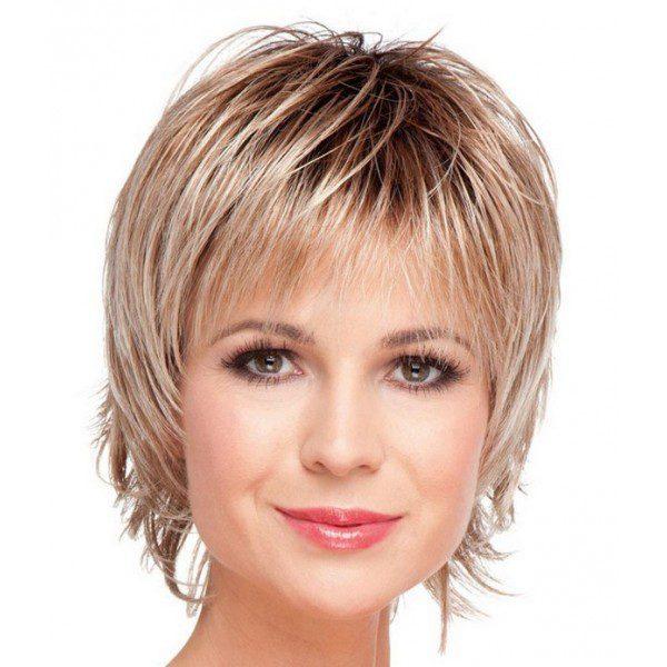Wig Renee, short hair