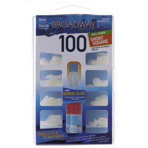 100 Fingernails medium square