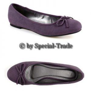Very sweet purple flats