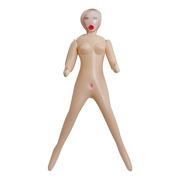3-Hole Doll - Briana - With Actual Face