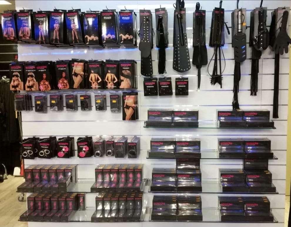 Hotstore - Boutique en ligne - Sexshop